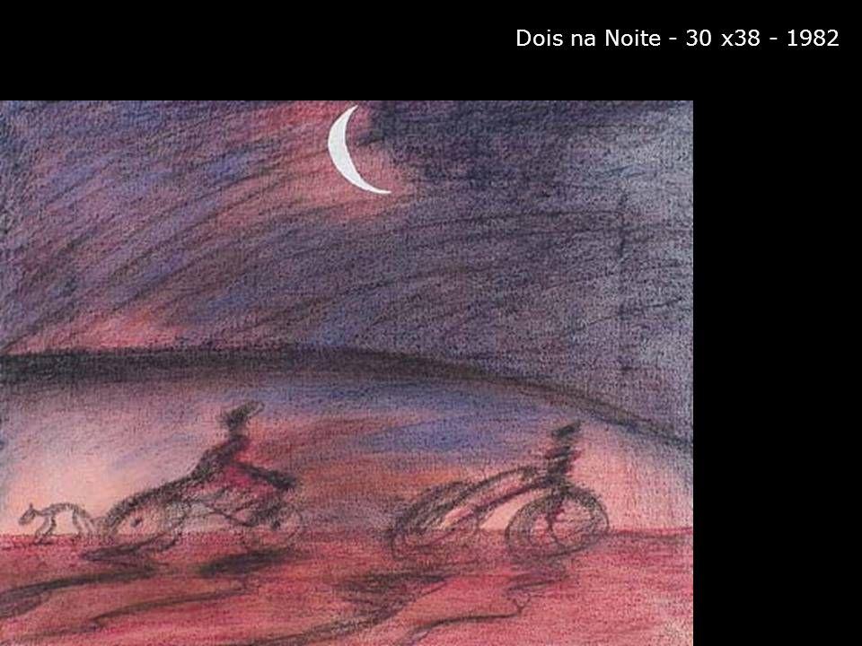 Dois na Noite - 30 x38 - 1982