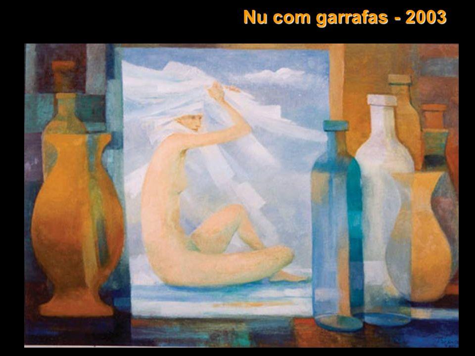 Reynaldo Fonseca 1925 As Quatro Estações Primavera Verão Outono Inverno óleo s/ tela, ass.
