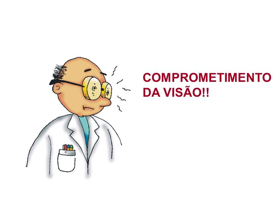 COMPROMETIMENTO DA VISÃO!!