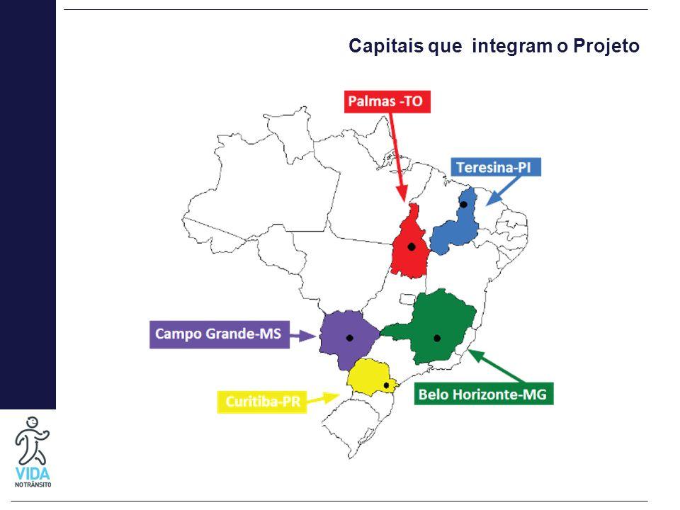 Estratégias As estratégias do projeto incluem: Aprimorar e integrar sistemas de informação de diferentes setores; Estabelecer ações de prevenção baseado em dados confiáveis; Promover a integração intersetorial no combate às mortes e lesões no trânsito.
