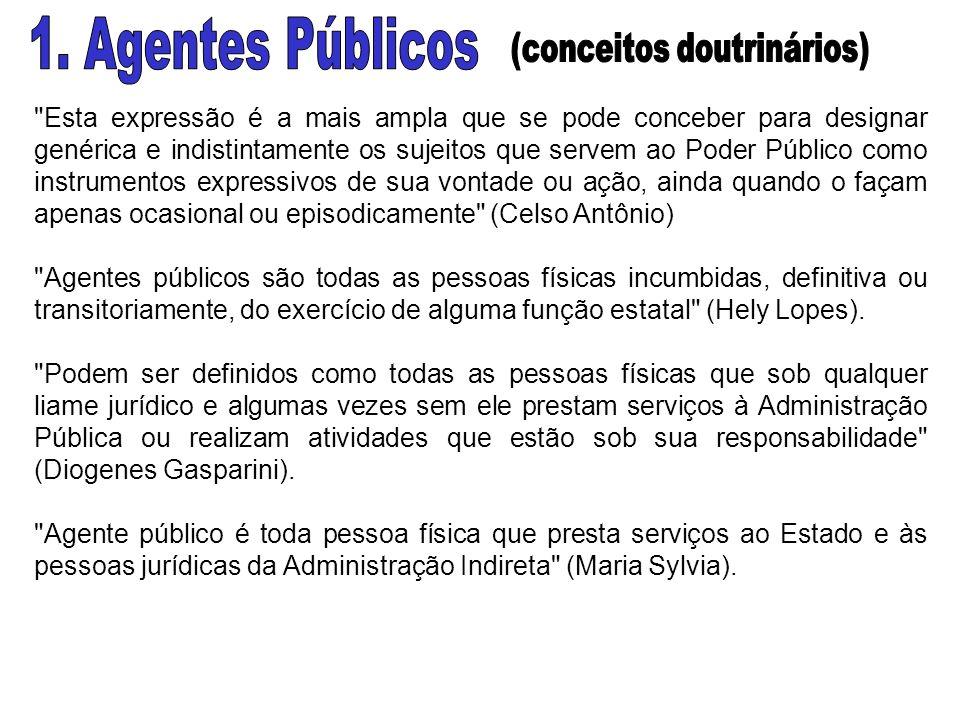 A investidura consiste no aperfeiçoamento jurídico da aquisição da titularidade da posição jurídica correspondente ao cargo público no qual um sujeito foi provido (Marçal Justen Filho).
