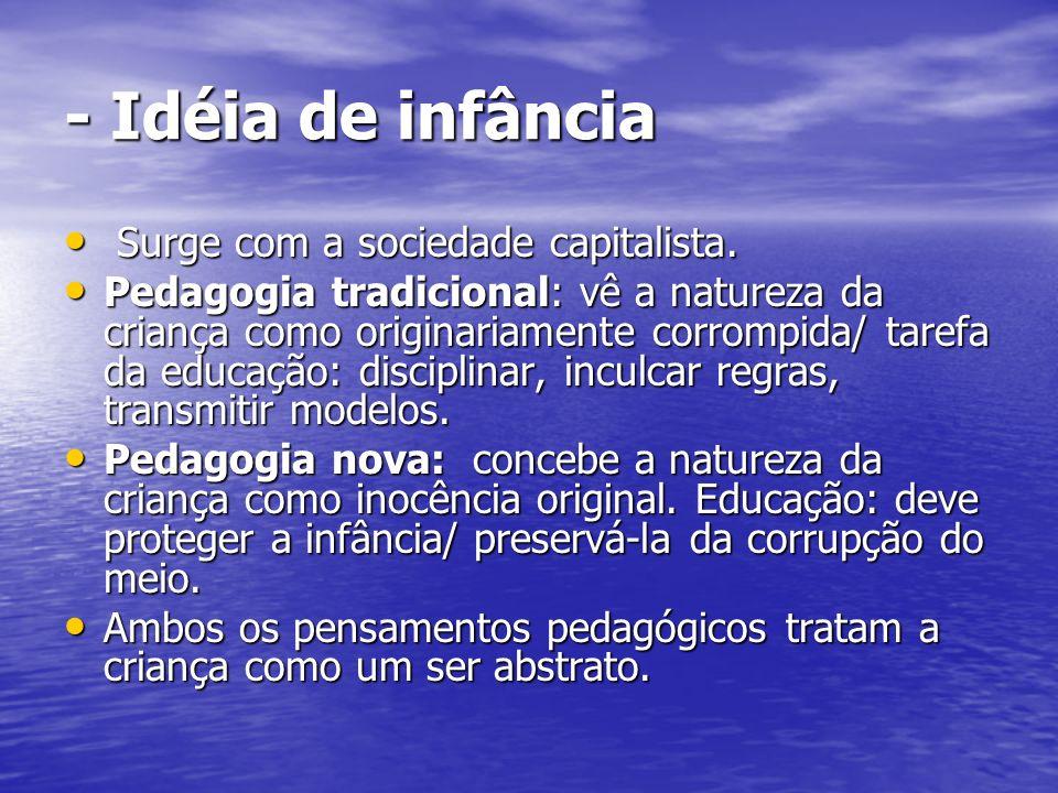 A abordagem da privação cultural e a educação compensatória.
