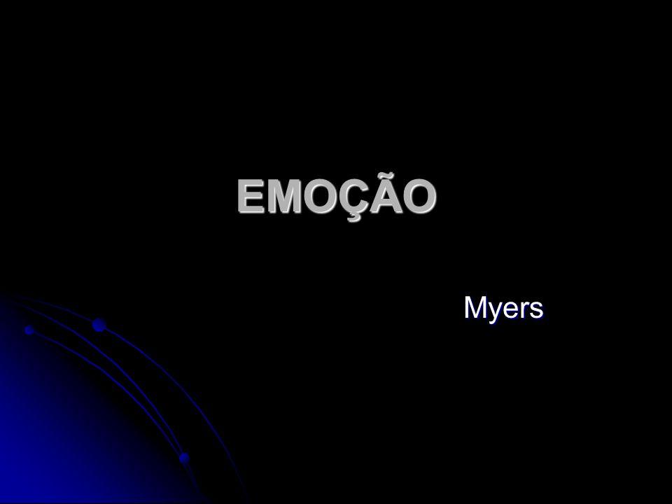 EMOÇÃO Myers