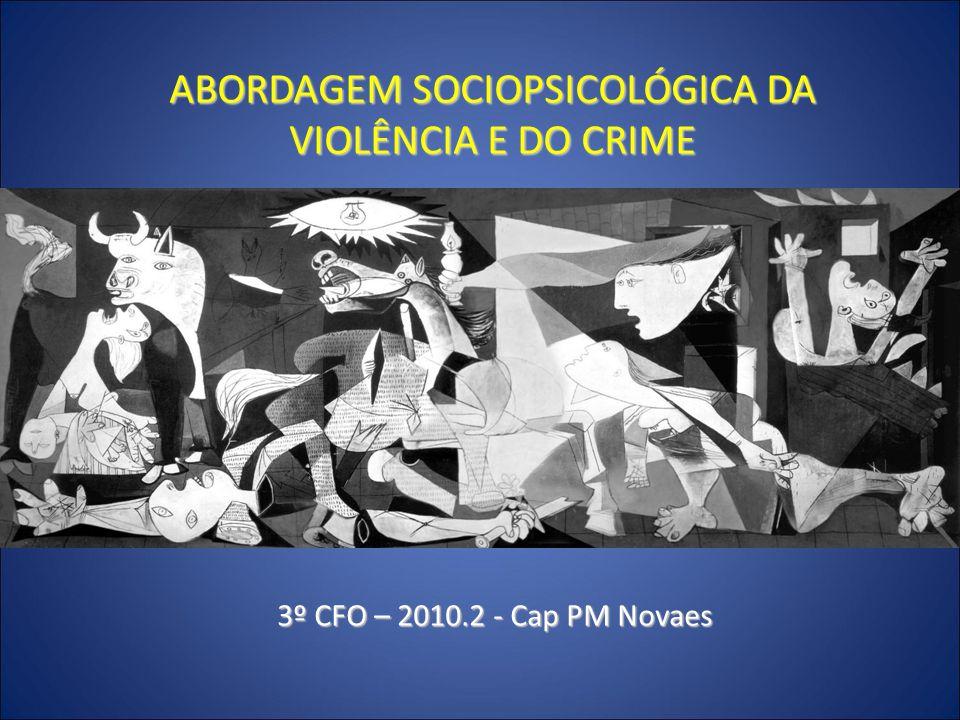 COMPLEXIDADE DO FENÔMENO DA VIOLÊNCIA A violência não é uma, é múltipla.