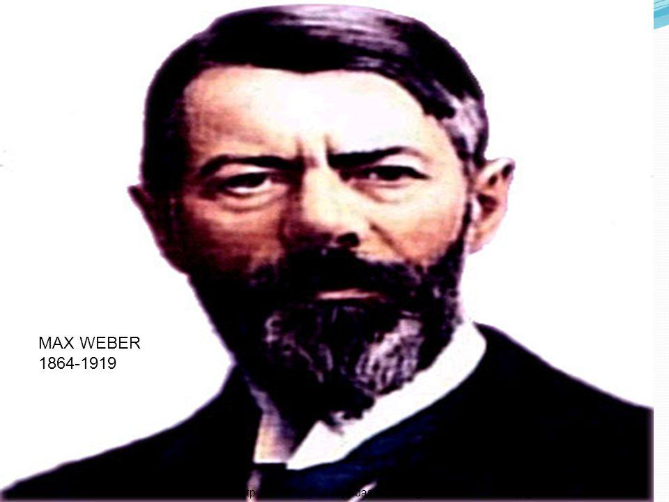 Weber: sociedade é resultado das interações entre os indivíduos Principais TEMAS: a.
