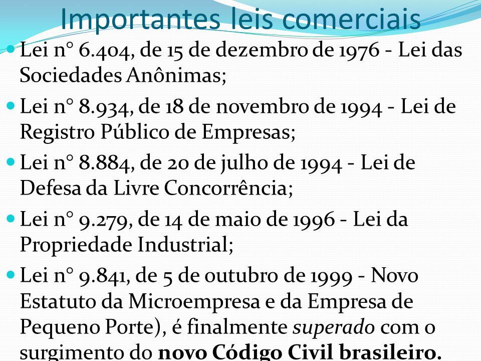 Período de transição do direito comercial brasileiro As dificuldades encontradas na definição da comercialidade das relações jurídicas e a adoção da t