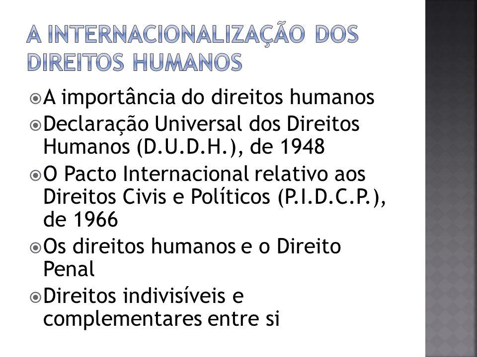 -Criação do Fundo das Nações Unidas para a Infância (FISE/UNICEF) -Em 26 de setembro de 1924, a Declaração dos direitos da criança foi adotada pela Sociedade das Nações.