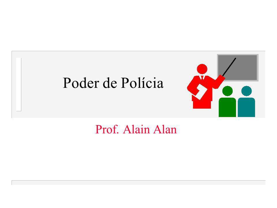 Conceito n Para Hely Lopes Meirelles, é uma faculdade que tem a Administração Pública de condicionar e restringir os bens, as atividades e os direitos individuais, visando ajustá-los aos interesses da coletividade.