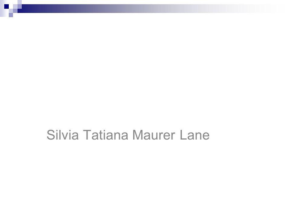 O Processo Grupal Silvia Tatiana Maurer Lane