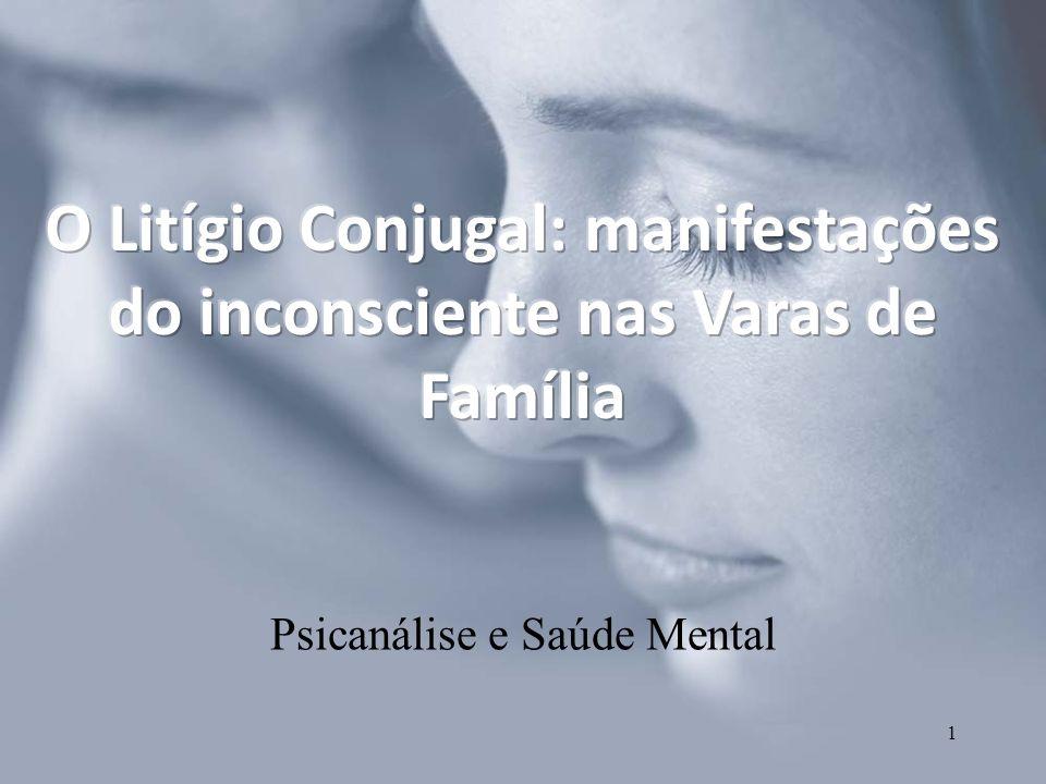 Psicanálise e Saúde Mental 1