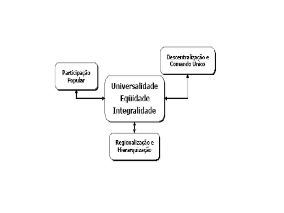 Regulamentação do SUS Seus fundamentos estão demonstrados na Constituição Federal de 1988, nas Constituições Estaduais e nas Leis Orgânicas dos municípios que incorporaram e detalharam os princípios da Lei Magna no país.