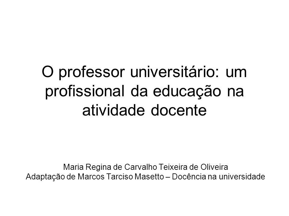 Competências para a docência no ensino superior 2.