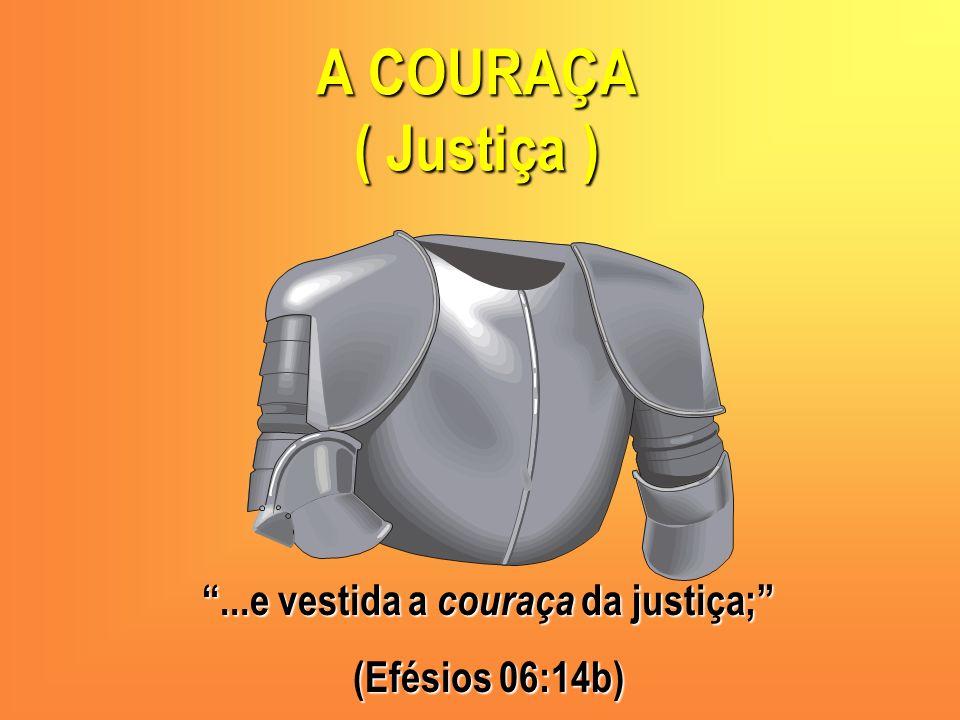 PÉS CALÇADOS ( Evangelho ) E calçados os pés na preparação do evangelho da paz; (Efésios 06;15)