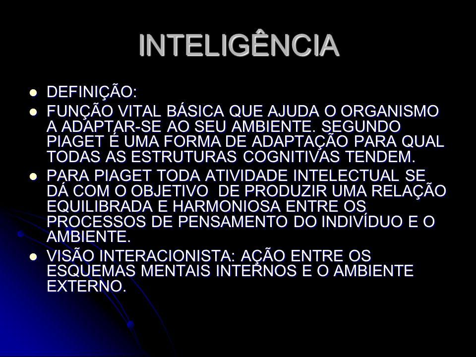 Teoria de Piaget sobre o desenvolvimento cognitivo