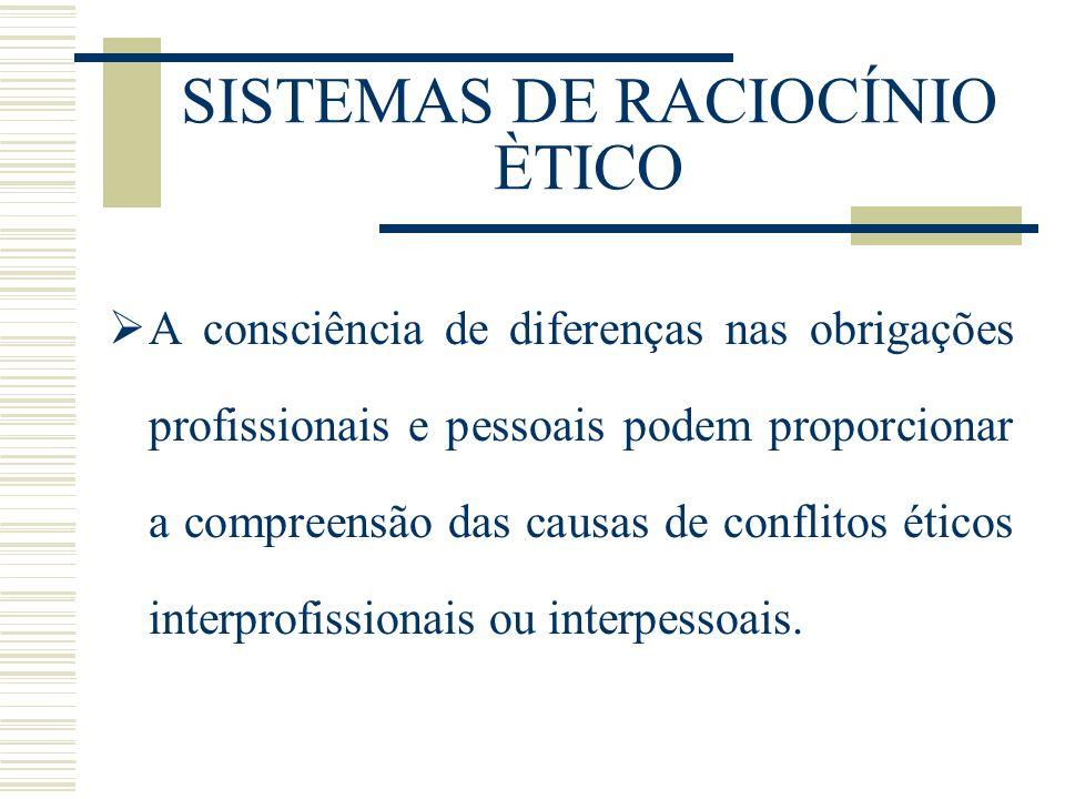PRINCÍPIOS ÉTICOS Os princípios mais pertinentes à análise dos conflitos morais enfrentados: 1-Beneficência-fazer o bem; 2-Não-maleficência- não causar mal; 3-Autonomia- autodeterminação respeitosa; 4-Fidelidade- lealdade em relacionamentos.