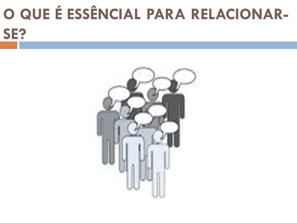 Relacionamento interpessoal X Enfermagem CUIDAR 1-Mudança na forma de se relacionar com o paciente. 2-Relação Terapêutica X Relação pessoal