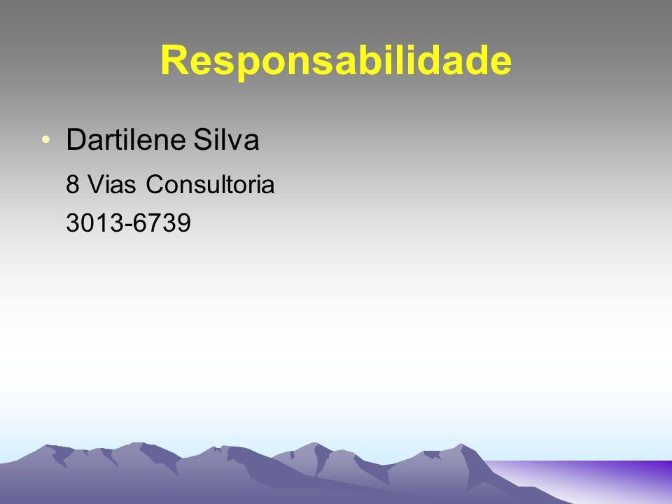 Responsabilidade Dartilene Silva 8 Vias Consultoria 3013-6739