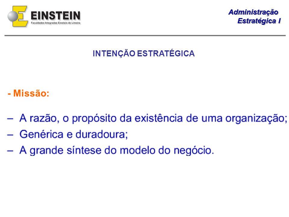 Administração Estratégica I Administração Estratégica I Ambiente tecnológico: SEGUNDO CHURCHILL (2005, p.