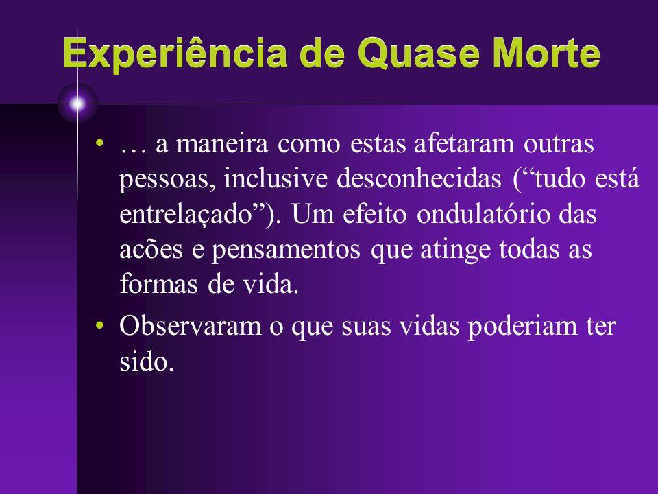 Experiência de Quase Morte Raymond Mood (Psiquiatra).