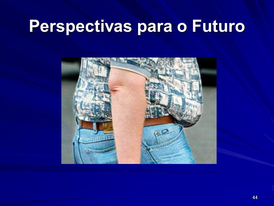 44 Perspectivas para o Futuro