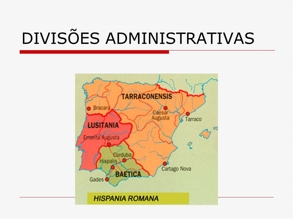 DIFERENÇAS CULTURAIS Além das diferenças administrativas, havia diferenças culturais importantes: H.