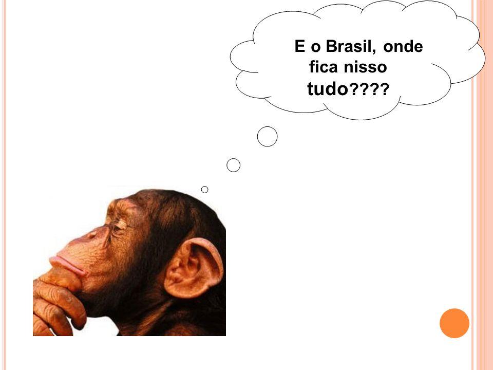 E o Brasil, onde fica nisso tudo ????