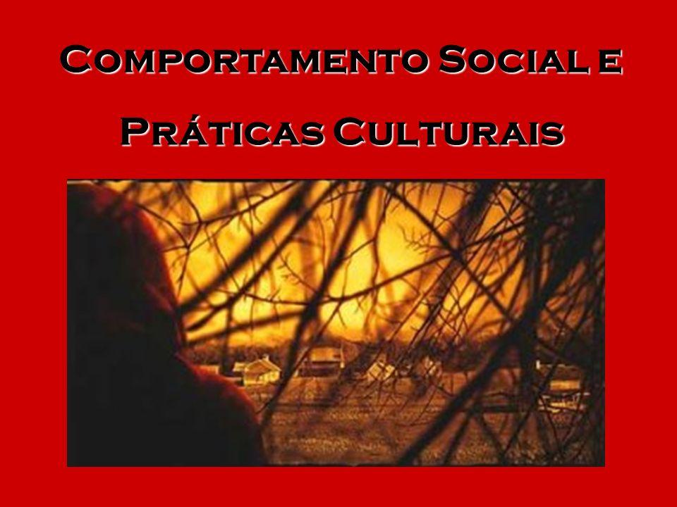 Comportamento Social e Práticas Culturais