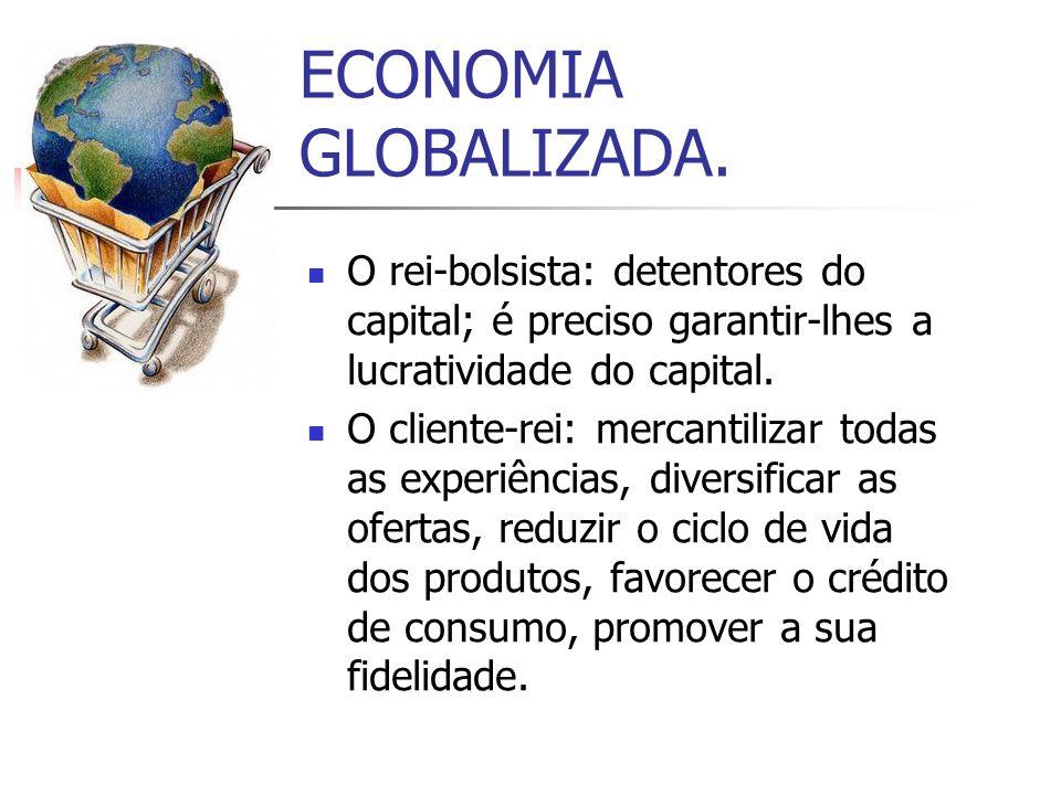 ECONOMIA GLOBALIZADA.