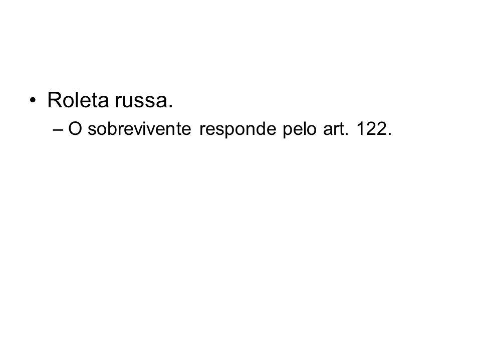 Infanticídio Art.123.