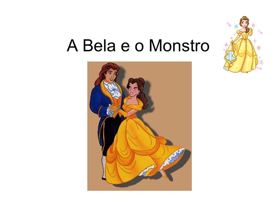 Era uma vez um comerciante que morava com sua filha, uma moça tão bonita que seu nome era Bela.