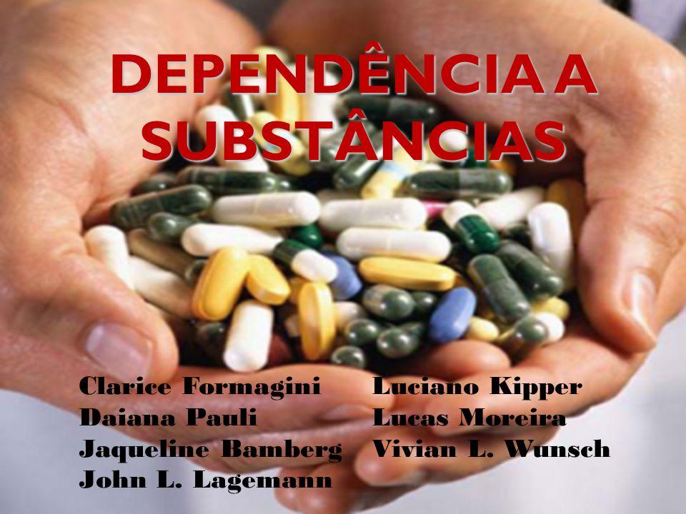 Introdução A dependência remete sempre para a relação de uma pessoa com a substância.