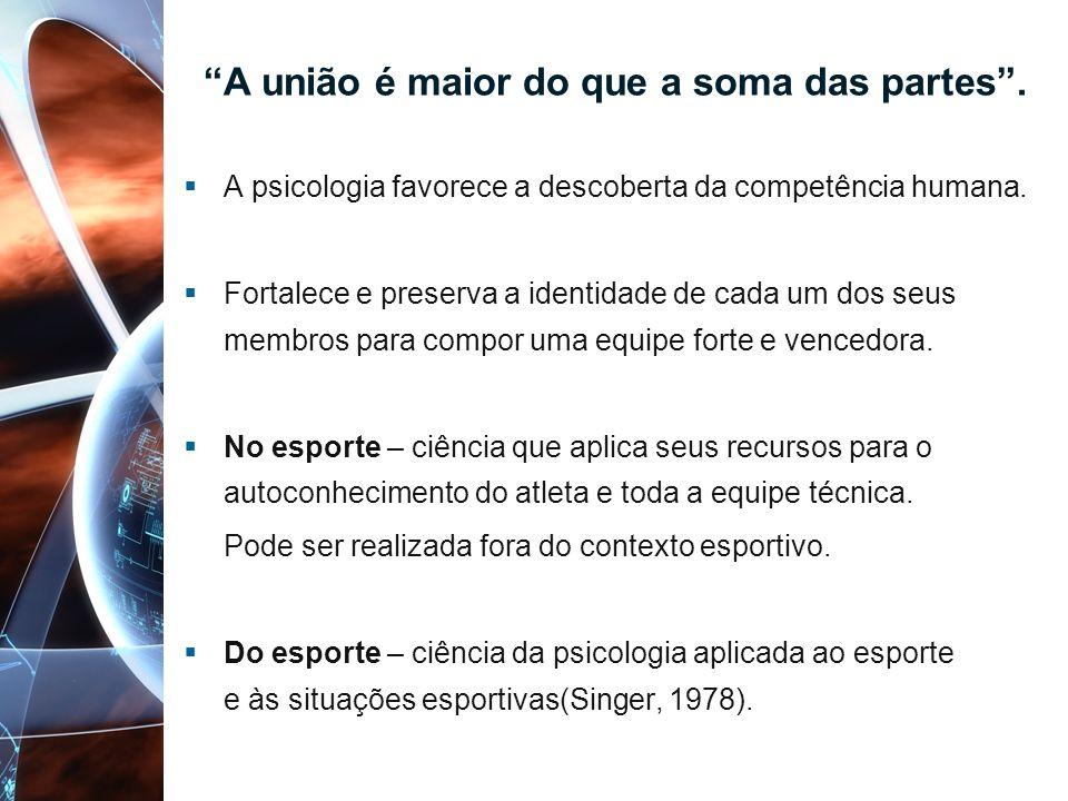 QUATRO PILARES DA EDUCAÇÃO E A PSICOLOGIA NO ESPORTE ADAPTADO.