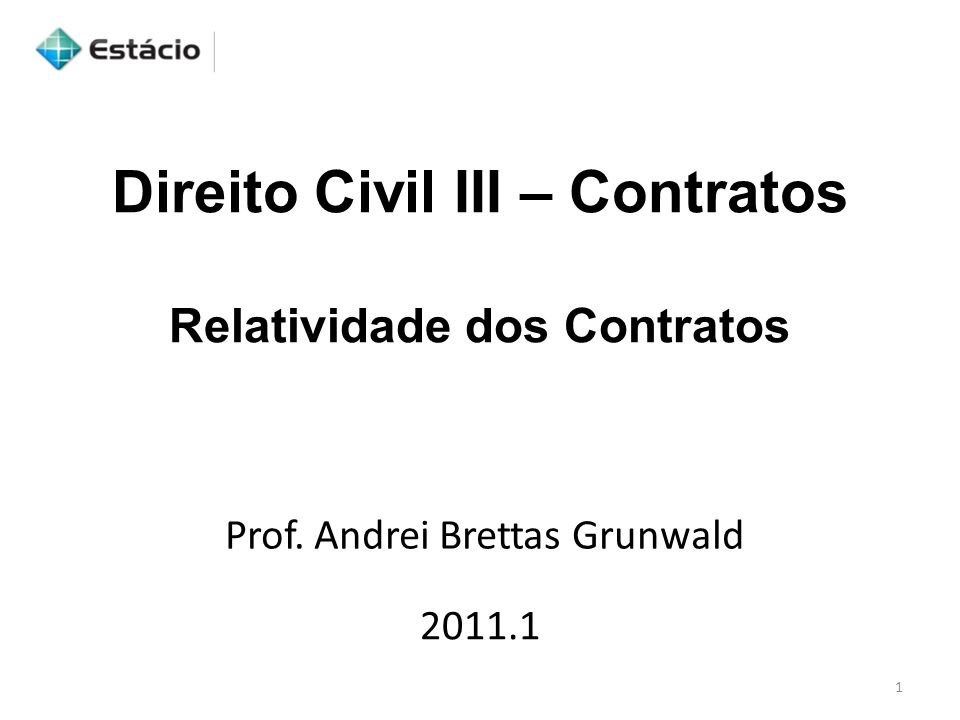 Prof.Andrei Brettas Grunwald12 Art. 439.