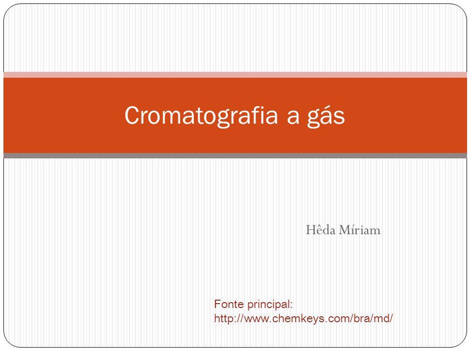 CROMATOGRAFIA Histórico Mikhail Semyonovich Tsweet (1903): Separação de misturas de pigmentos vegetais em colunas recheadas com adsorventes sólidos e solventes variados.