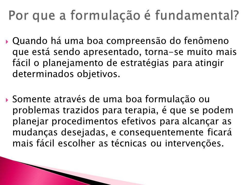 Araújo, C.F.; Shinohara, H.Avaliação e Diagnóstico em Terapia Cognitivo-Comportamental.