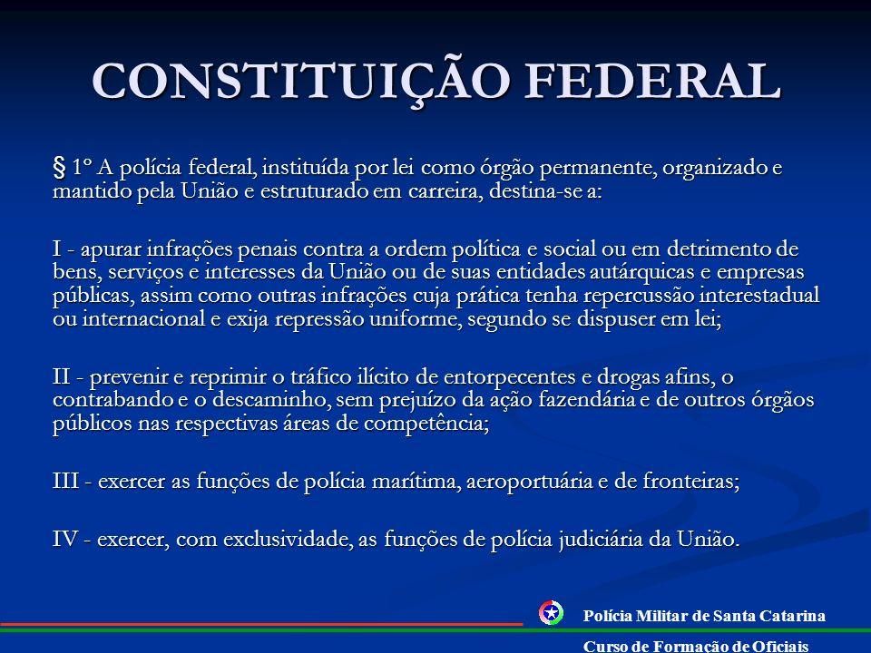 Conforme leitura do caput do Art 144, verifica-se que a Segurança Pública é exercida através de seus órgãos para a preservação da ordem pública. Porta