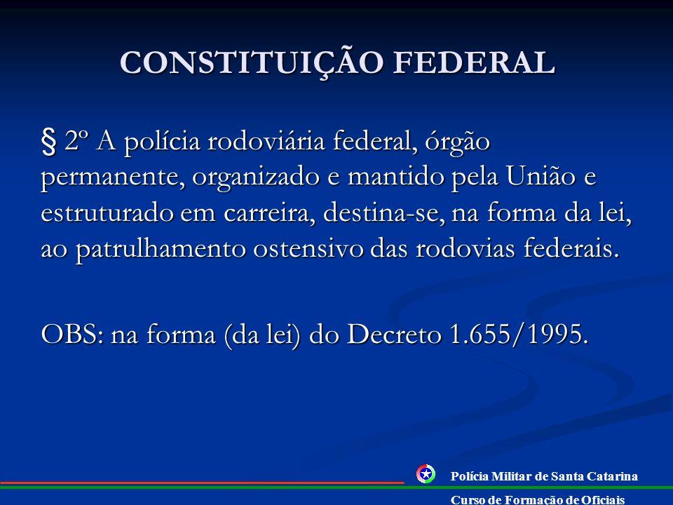 Inciso II: ciclo completo de polícia, com atividades de prevenção (polícia administrativa) e repressão (polícia judiciária), sem prejuízo da atuação d