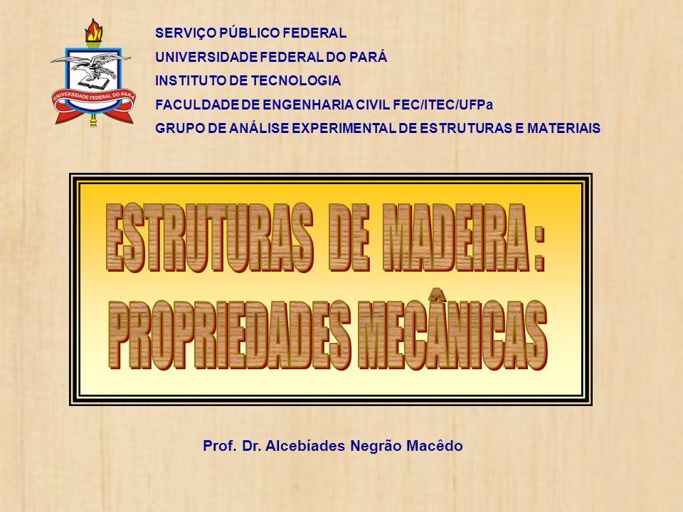 SERVIÇO PÚBLICO FEDERAL UNIVERSIDADE FEDERAL DO PARÁ INSTITUTO DE TECNOLOGIA FACULDADE DE ENGENHARIA CIVIL FEC/ITEC/UFPa GRUPO DE ANÁLISE EXPERIMENTAL