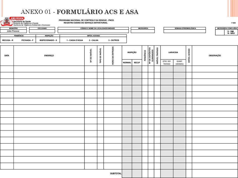 FORMULÁRIO ACS E ASA ANEXO 01 - FORMULÁRIO ACS E ASA