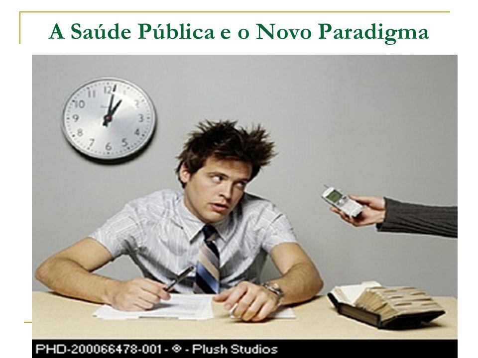 A Saúde Pública e o Novo Paradigma