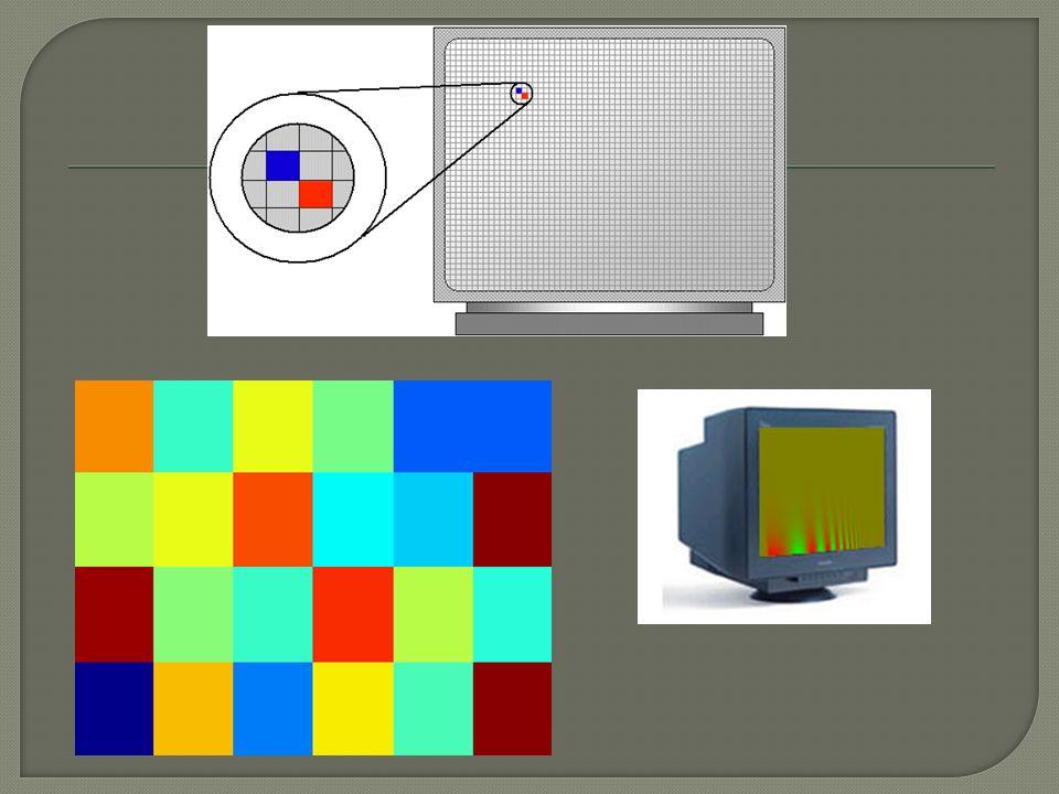 A calibração do monitor envolve o ajuste das configurações de vídeo, isso permite a descrição da reprodução de cores feita pelo monitor; Para calibrar a correção gama do monitor precisa-se adaptar o modelo CRT para luminância de dados reais e estimar a configuração para parâmetros do gama;