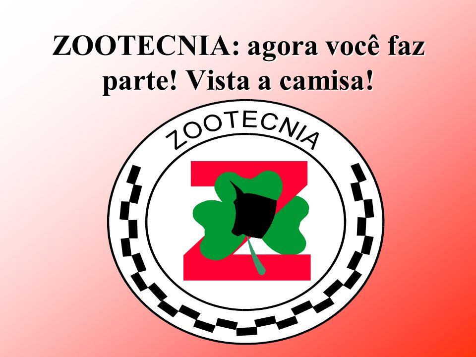 A Zootecnia é privilegiadamente uma ciência que para ser apreendida e resultar no seu verdadeiro significado e magnitude de responsabilidade e reconhe