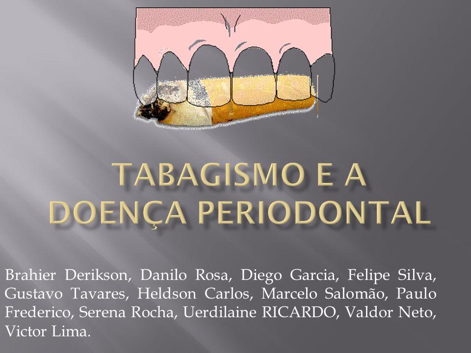 Brahier Derikson, Danilo Rosa, Diego Garcia, Felipe Silva, Gustavo Tavares, Heldson Carlos, Marcelo Salomão, Paulo Frederico, Serena Rocha, Uerdilaine