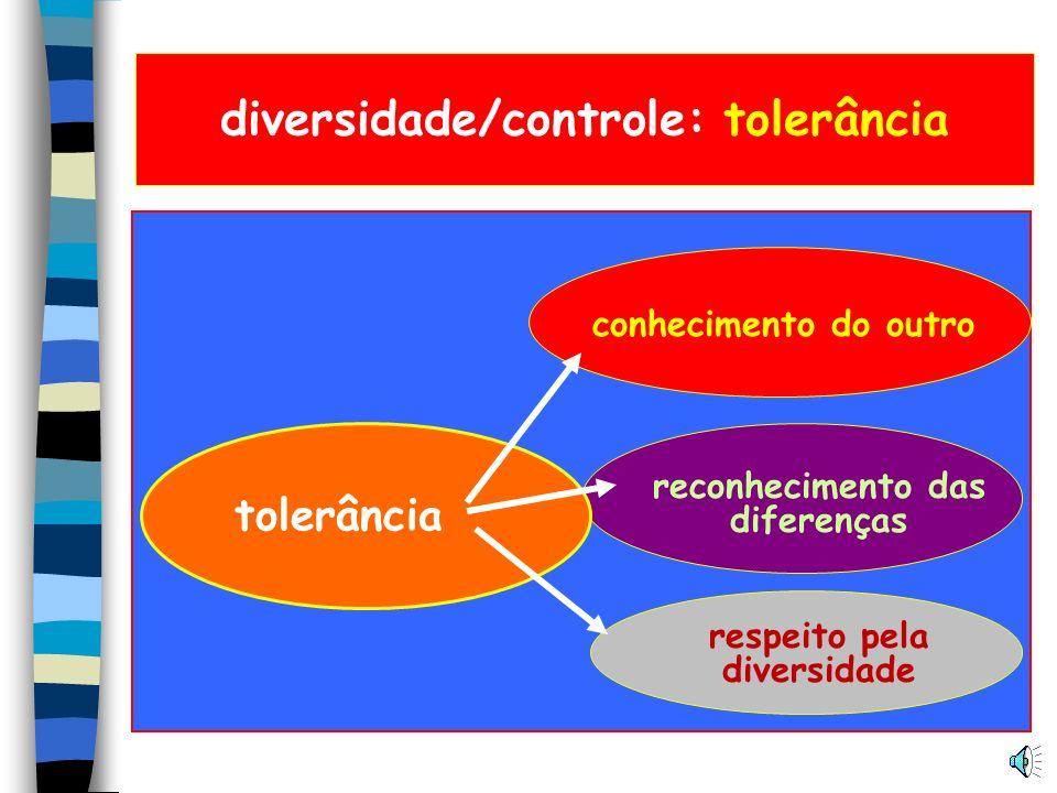 Por que avaliar? tolerância ava lia ção medida/valor disciplinas/competências diversidade/controle pessoas indícios meio/fim instrumentos diversidade/
