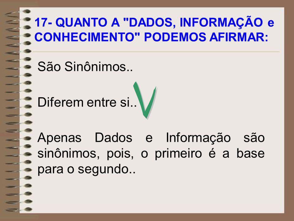 17- QUANTO A