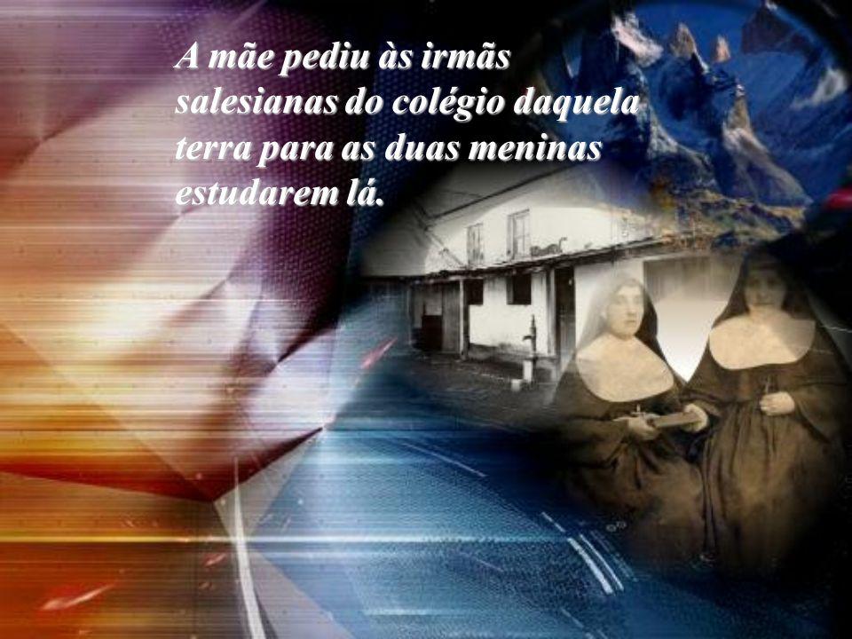 A mãe morava agora com um homem chamado Manuel Mora, que era muito violento e maltratava a mãe e as meninas.