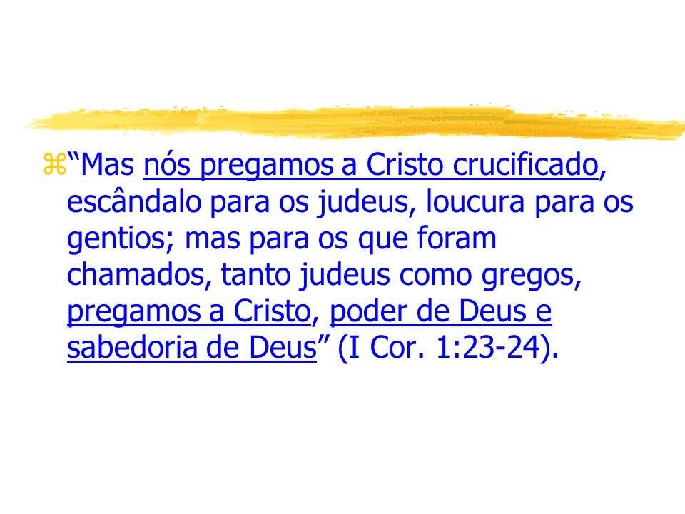 zPorque não nos pregamos a nós mesmos, mas a Cristo Jesus como Senhor, e a nós mesmos como vossos servos por amor de Jesus (II Cor.