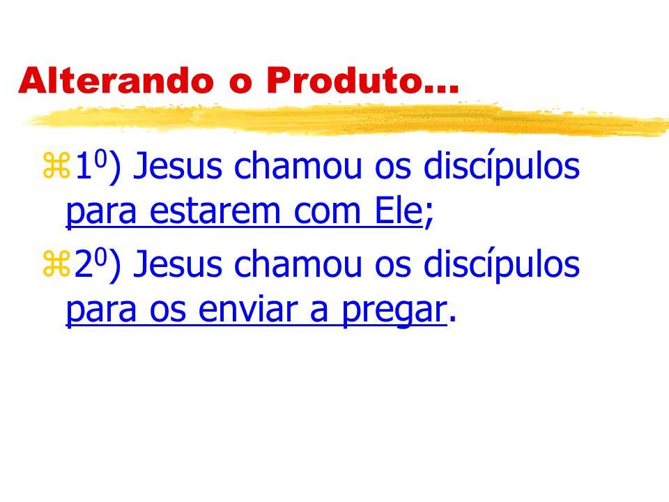 A Essência do Nosso Chamado zO chamado que nós, os pregadores, recebemos não é o de trabalhar para Deus, mas trabalhar com Deus.