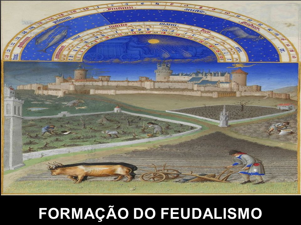 FORMAÇÃO DO FEUDALISMO