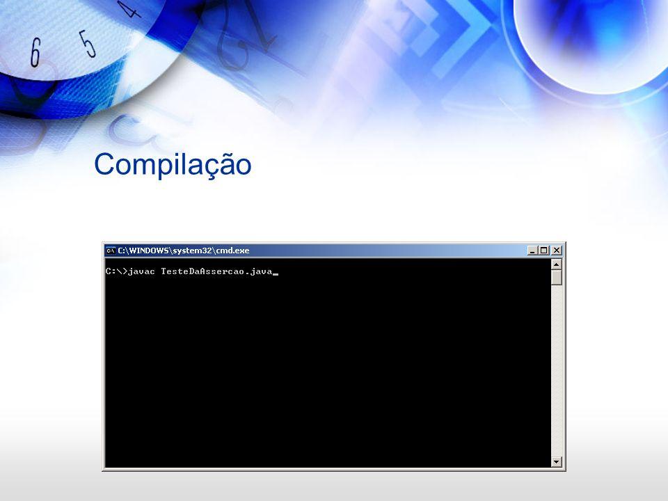 Compilação